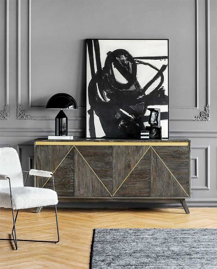 Theo Elm TV Unit