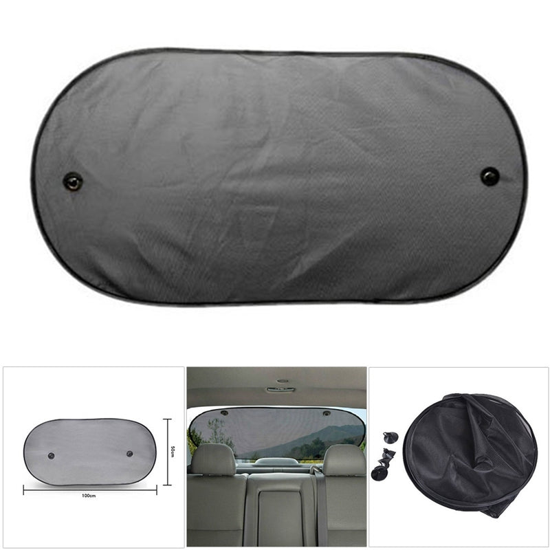 Car Front Back Window Cover