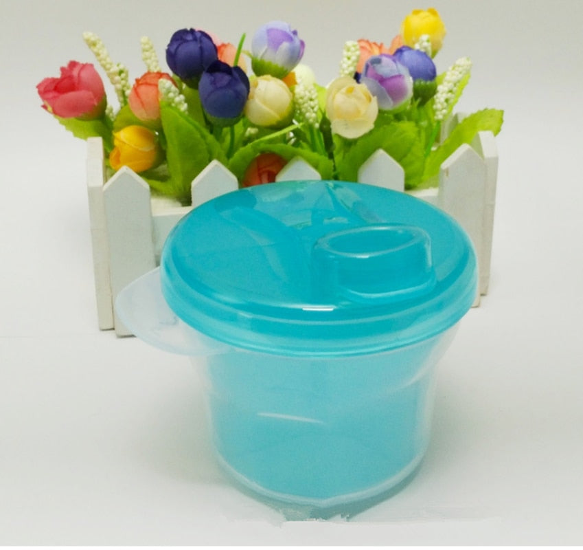 1pcs Portable Milk Powder Food Container