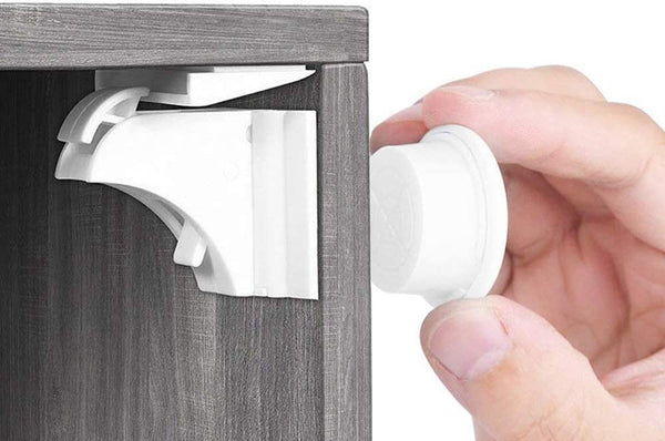 Magnetic Baby Proofing Safety Locks