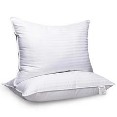 Adoric Pillows for Sleeping, 2 Pack Premium Hotel Bed Pillows