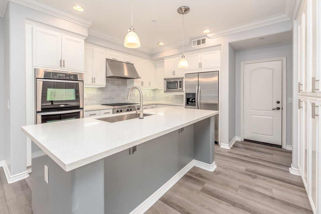 countertops is a good way for kitchen upgrades