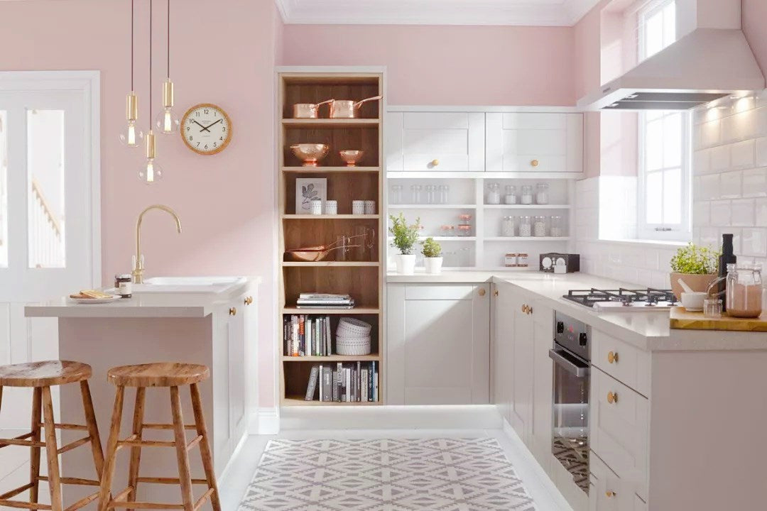 Storage design is a capacity part for kitchen upgrades