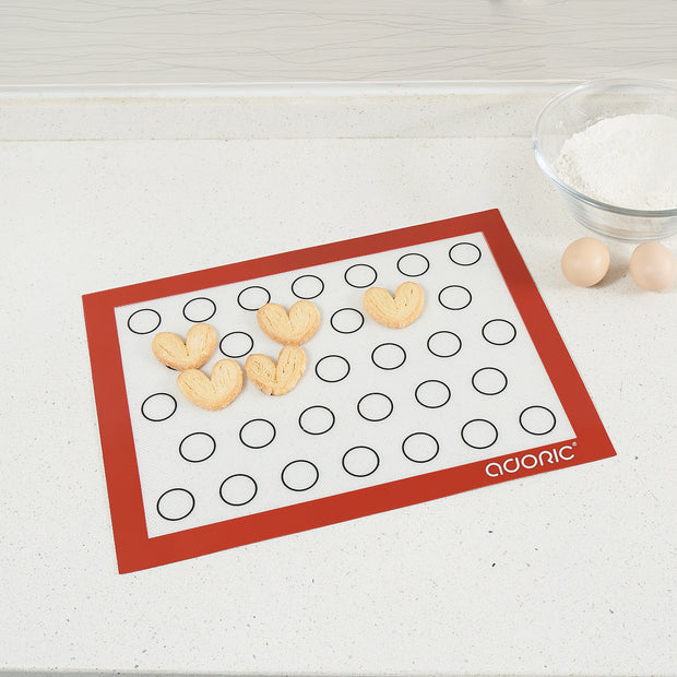 silicone baking mat from adoric
