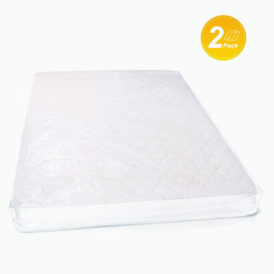 Adoric Mattress Protector, Waterproof Mattress Protector, Premium Mattress Cover Cotton Terry Surface-Vinyl Free (Twin S)