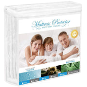 Adoric Waterproof Mattress Protector,  Mattress Encasement