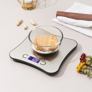 Wall Mounted Digital Kitchen Scales