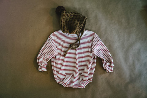 Sweater Romper