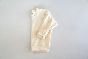 4-5T Ivory Lounge Sweater