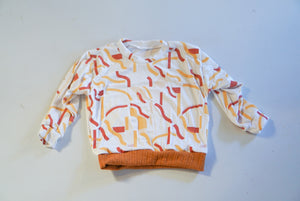 2-3T Autumn Festival Lounge Sweater
