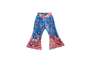 Hippie Paisley Bell Bottom