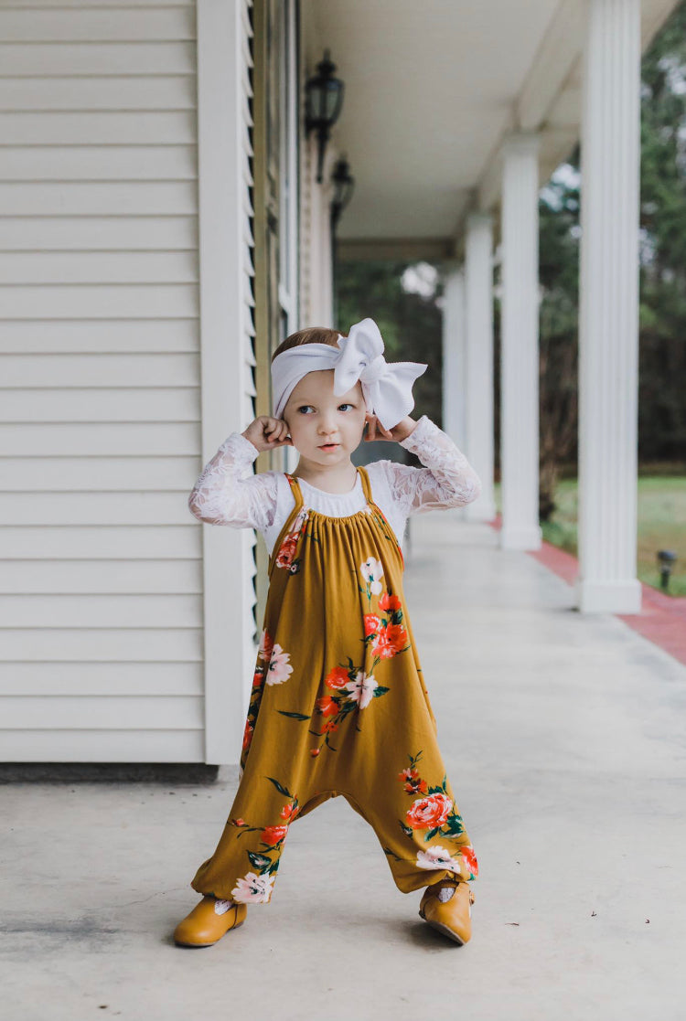 Dancing in the Meadow Boho Romper