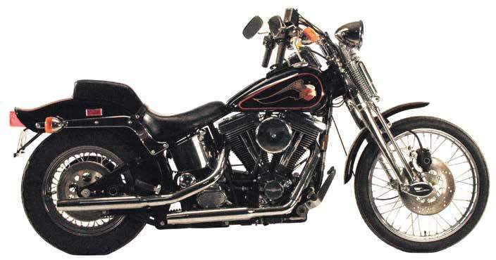 Exhaust Systems For 1984 - 1999 Evolution Softails