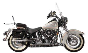 Shotgun Exhaust Systems And Mufflers For FLSTF And FLSTN Softail Models