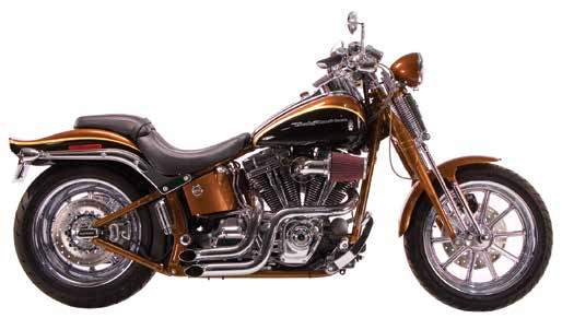 Dump Pipes For 1986 - 2011 Softails