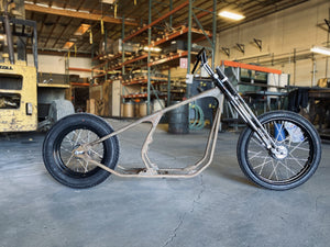 Honda Chopper Rigid Frames CB750