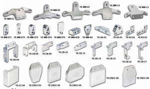 Yankee Engineuity Coil Brackets Group H For H-D And S&S Engines