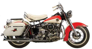 Panhead Squish Pipe Headpipes For 1948 - 1965