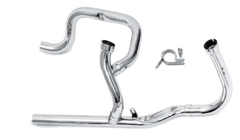 Panhead Single And Dual Crossovers For Rigid And Swingarm Frames