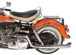 Shovelhead Single And Dual Crossovers For 1966 - 1969 In Rigid Or Swingarm Frames