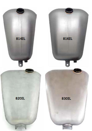 Dished And Axed Custom Tanks For Universal Applications