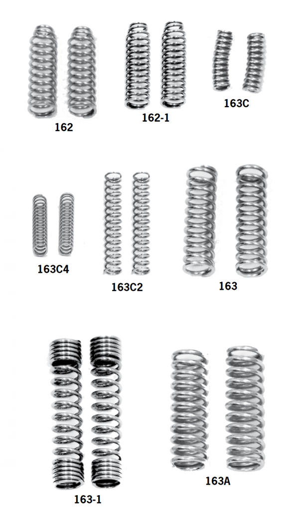 Replacement Parts For Paughco And HD Springers (Springs)