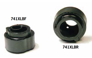 Rubber Motor Mount Bushings For 2004-Up Sportsters