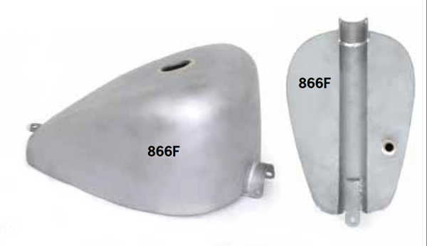 Frisco Style Sportster Gas Tanks
