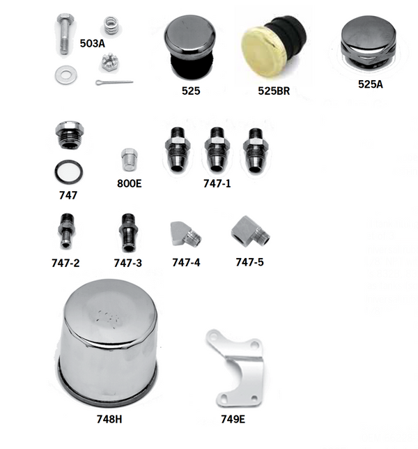 Oil And Gas Tank Fittings