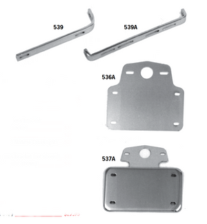 License Plate Holders And Brackets