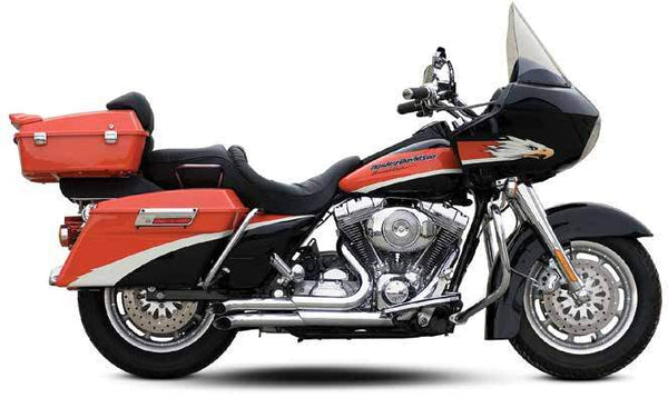 Paul Yaffe 'Buzzsaw' Exhaust Systems For Touring Models