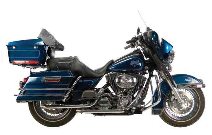 Exhaust Systems For Late 1985 - 1994 Touring Models