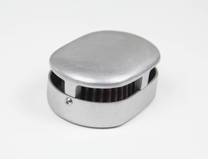 OLD-STF MINI ED AIR CLEANER WITH K&N FILTER