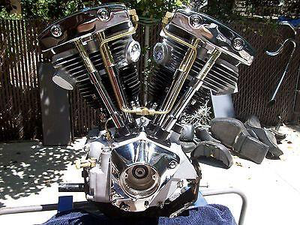 Old-Stf Shovelhead Oil Line Kit