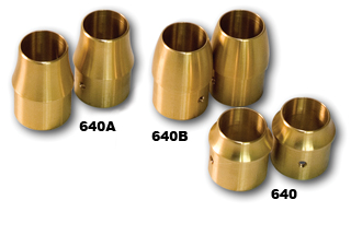 640 Series Exhaust Tips