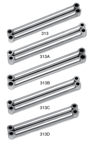 Chrome Replacement Struts