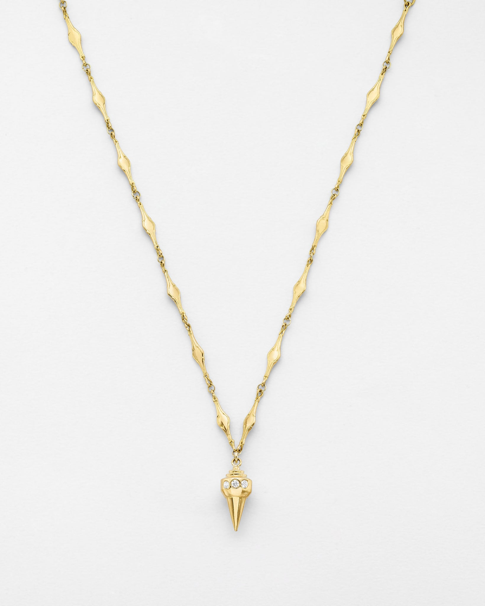 Libertine Spinner Pendulum Necklace