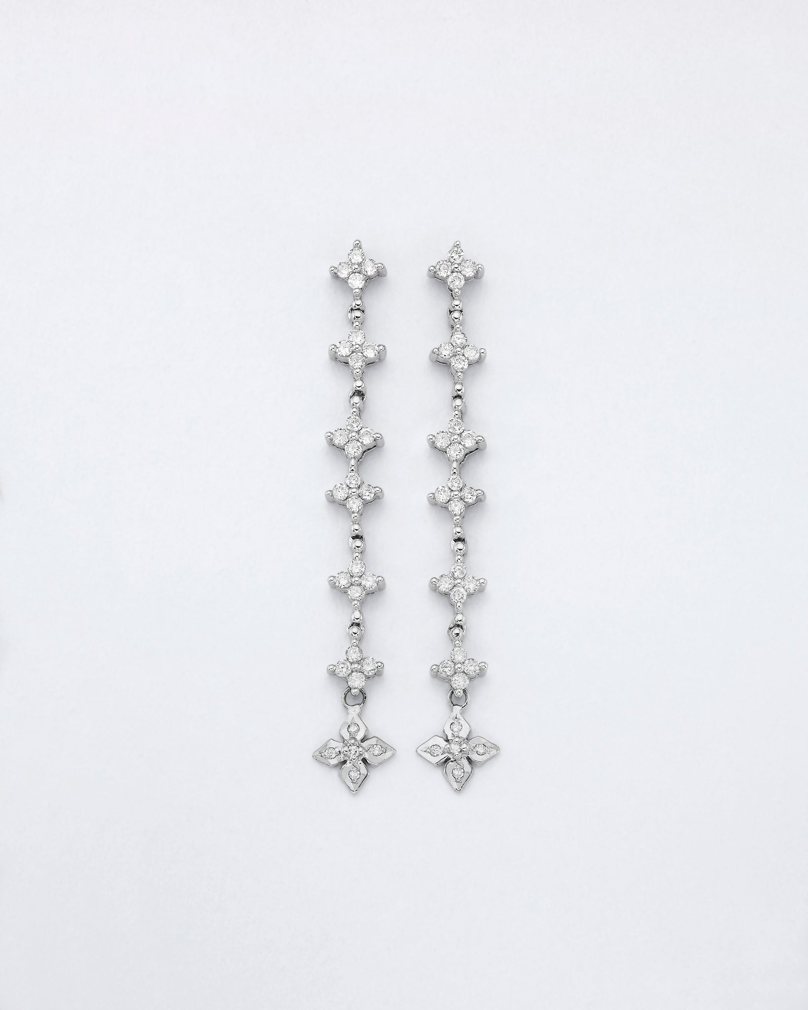 Twinkling Star Earrings