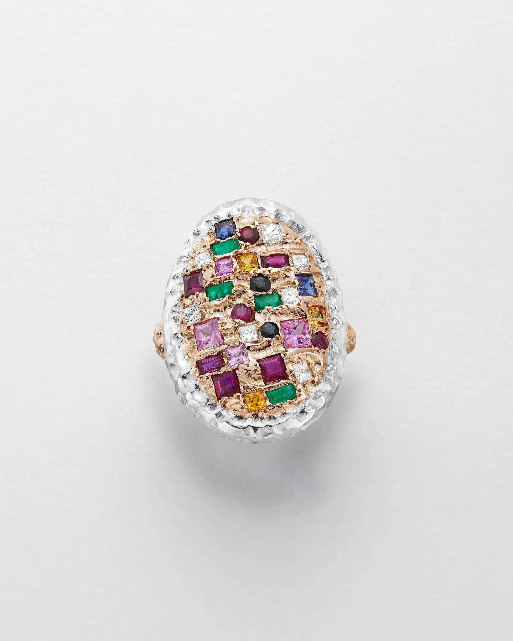 Rock Candy Cocktail Ring