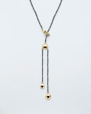 Strung Out Black Diamond Lariat