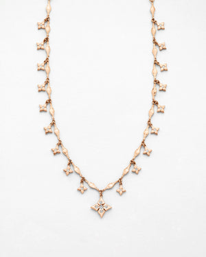 Libertine Multi Clover Necklace
