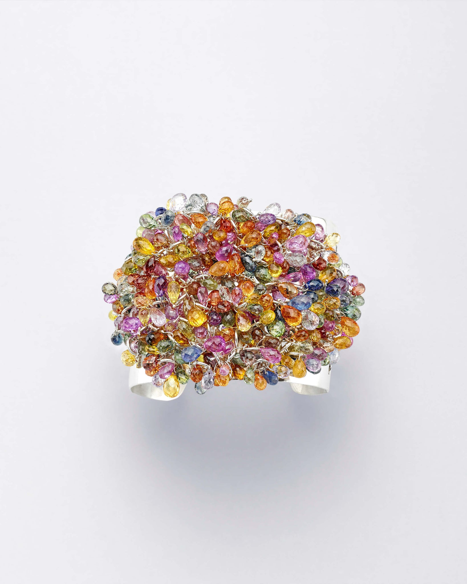 Rock Candy Briolette Cuff