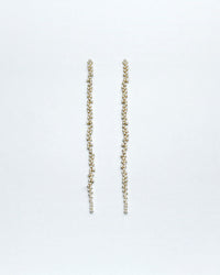 Diamond Rain Earrings
