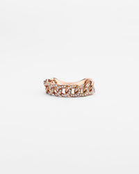 Petite Flexible Curb Chain Ring