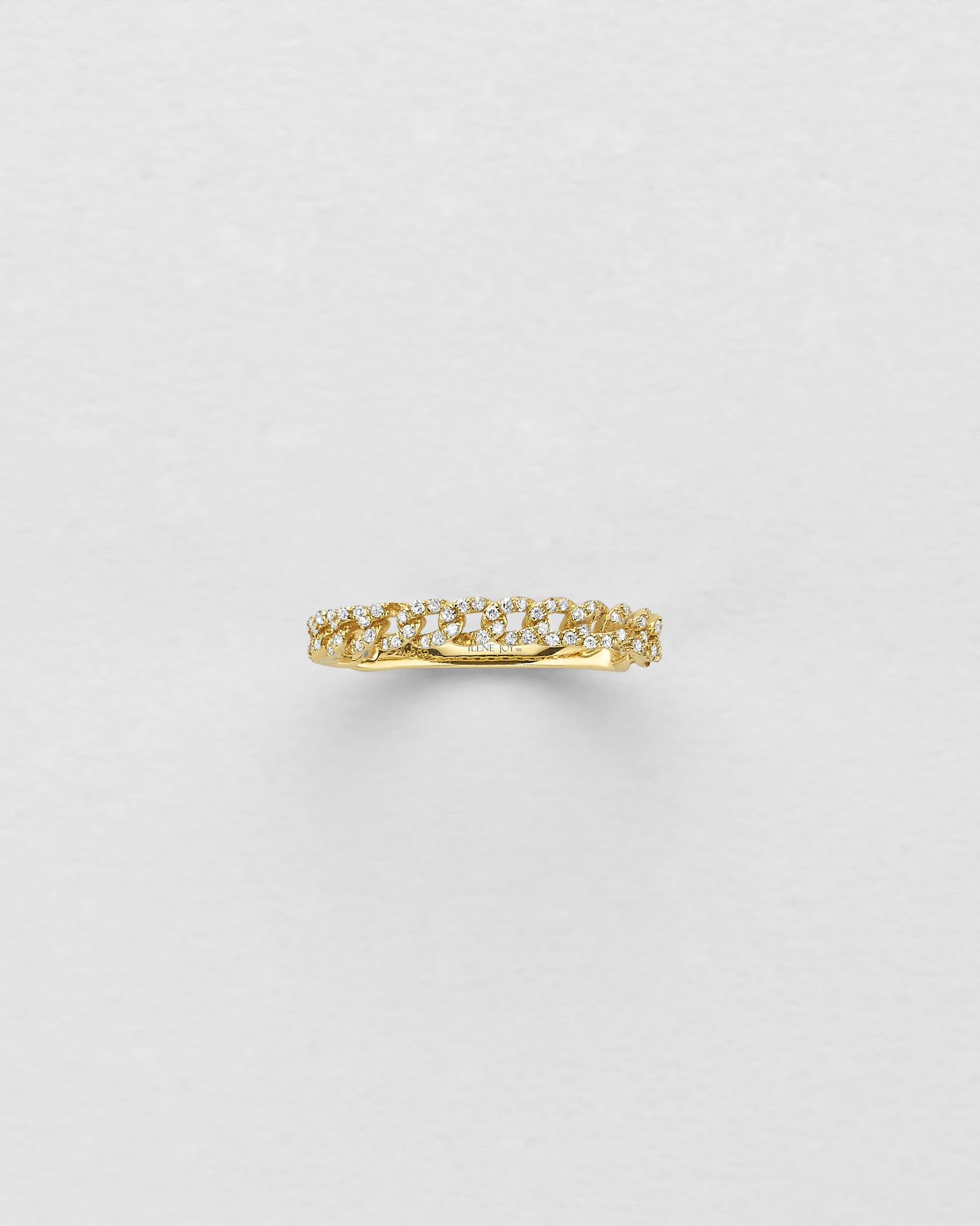 Petite Curb Chain Ring
