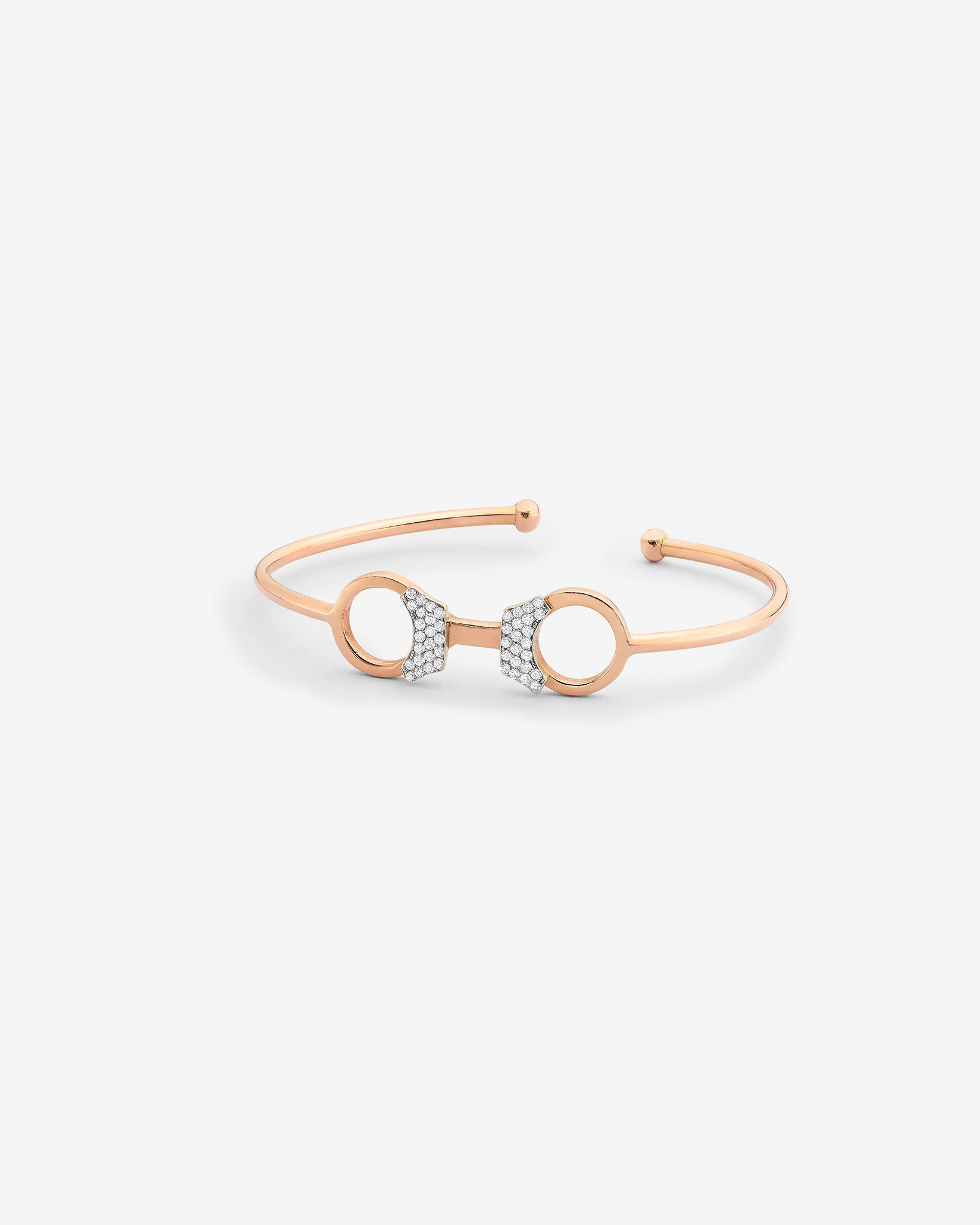 Golden Handcuff Bangle