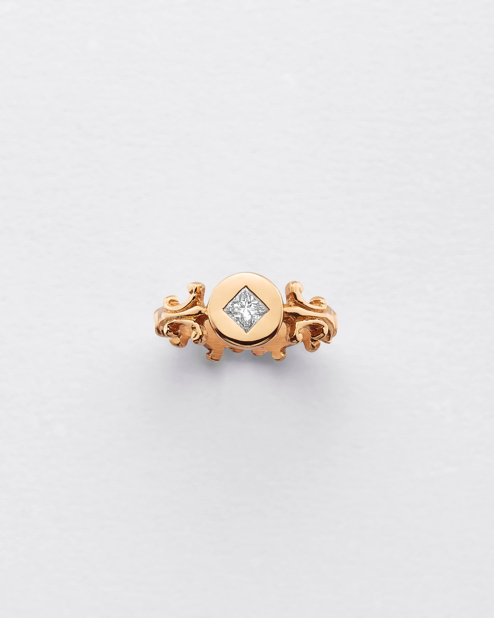 Romantica Classic Diamond Ring