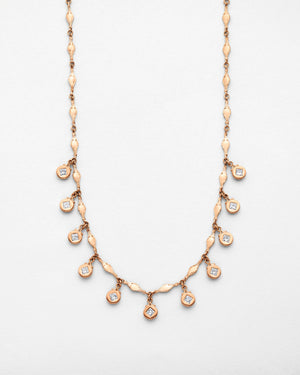 Libertine Multi Medallion Necklace