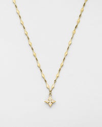Libertine Jumbo Clover Necklace