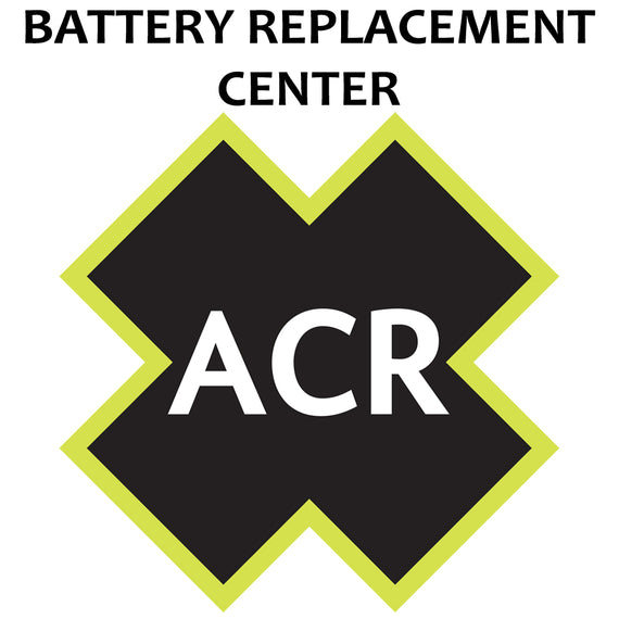 ACR FBRS 2848 Battery Replacement Service - Globalfix iPRO [2848.91]